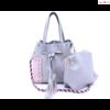 Blumari Firenze kényelmes Pouch bag Szürke színű
