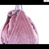 Blumari Firenze Csepp alakú Retikül mályva rózsaszínű