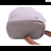 Daypack városi hátizsák és kézitáska egyben karamell barna színben