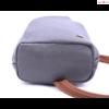 Daypack városi hátizsák és kézitáska egyben gránit szürke színben