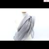 Butterfly elegáns szürke színű női sál