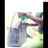 Kris-Ana London kifordítható női táska bézs vagy narancs színben