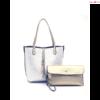 Kris-Ana London kifordítható női táska arany vagy ezüst színben