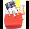 Kris-Ana London kifordítható női táska narancs vagy bézs színben