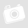 2 részes szett - fekete bőr clutch és fémes nyaklánc