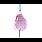 Blumari Firenze Csepp alakú Retikül mályva rózsaszín