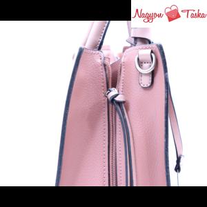 Blumari Firenze Tote Bag pink kézitáska