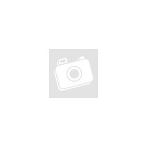 Sonata kavicsos rövid nyaklánc piros kövekkel