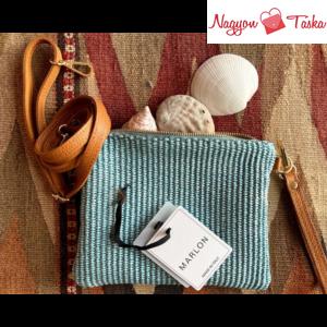 Raffia táska a Marlon Firenze strantáska kollekciójából.
