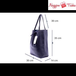 A táska méretei