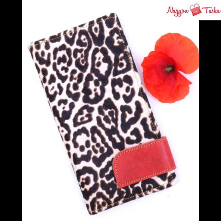 Nephele bags kézműves kollekció May bőrből készült pénztárca