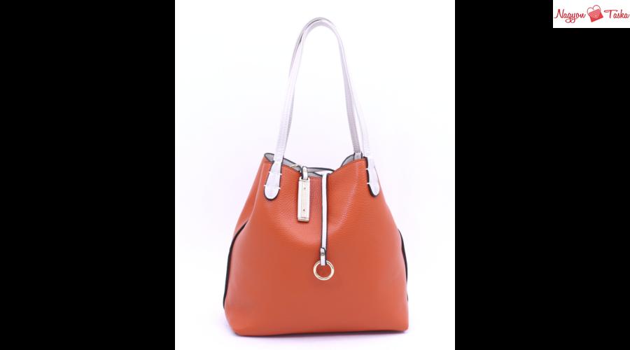 Kris-Ana London kifordítható női táska narancs vagy bézs színben ... a0ad5640e7