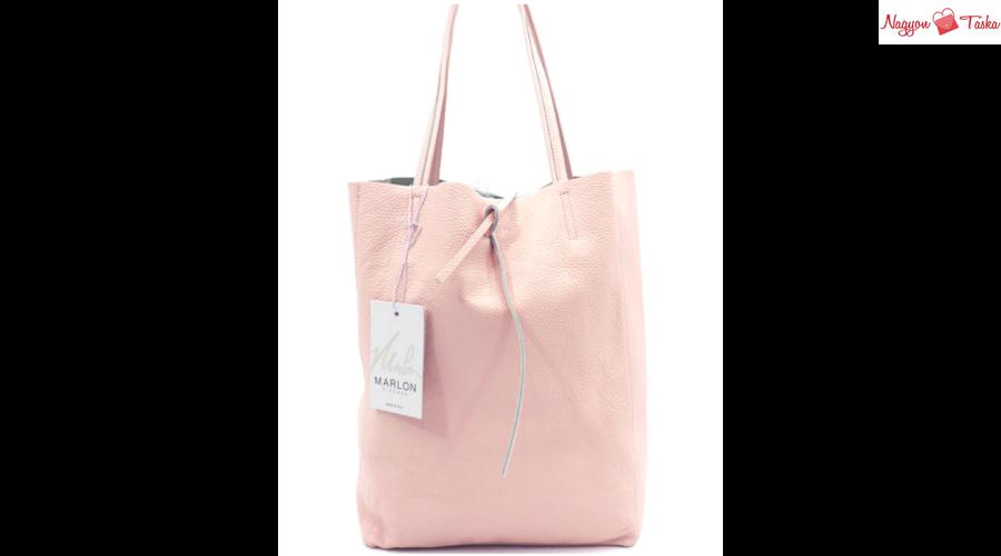 940f282a8e Marlon rózsaszínű színű női bőr válltáska Katt rá a felnagyításhoz