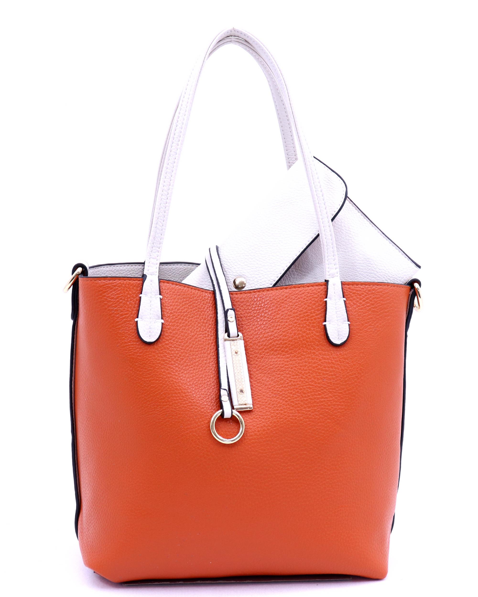 698251c2b8 Kris-Ana London kifordítható női táska narancs vagy bézs színben - Nagyon  Táska - Töltsd meg élménnyel!
